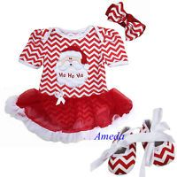 Santa baby outfit