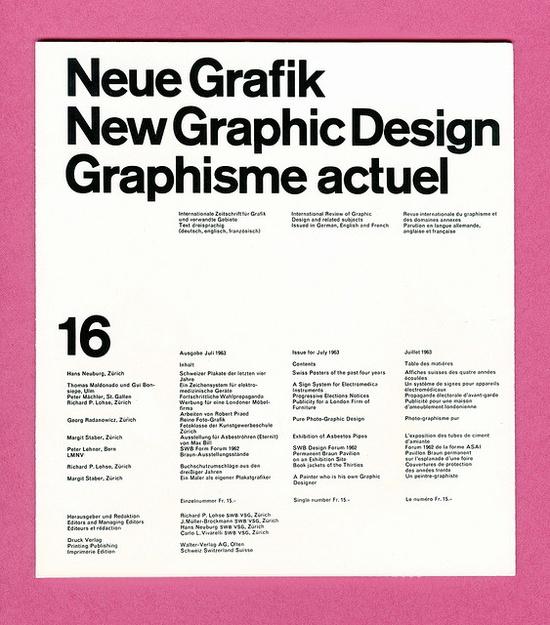 New Graphic Design 23
