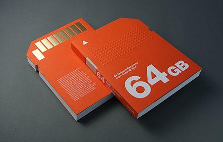 64GB British Graphic Design Showcase