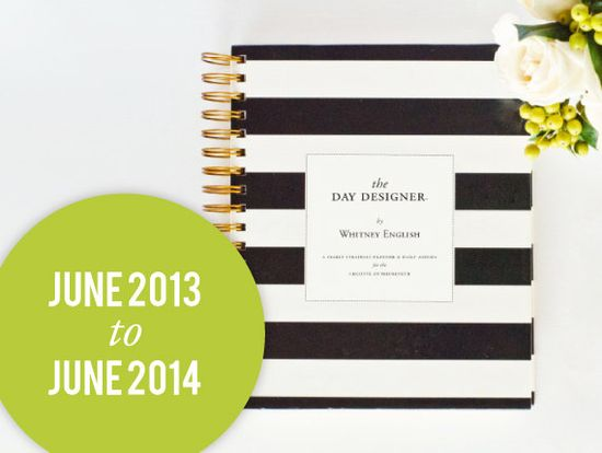 gorgeous planner - $55
