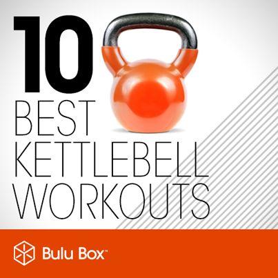 10 BEST Kettlebell Workouts