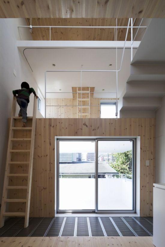 Climber´s House // Komada Architects' Office