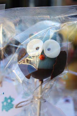megann's kitchen: :: Owl Themed Party ::