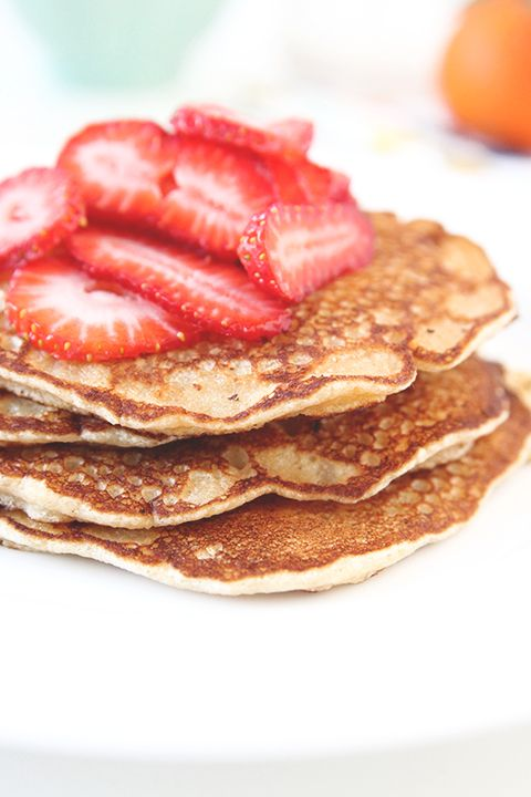 Whole Wheat Home Made Pancakes