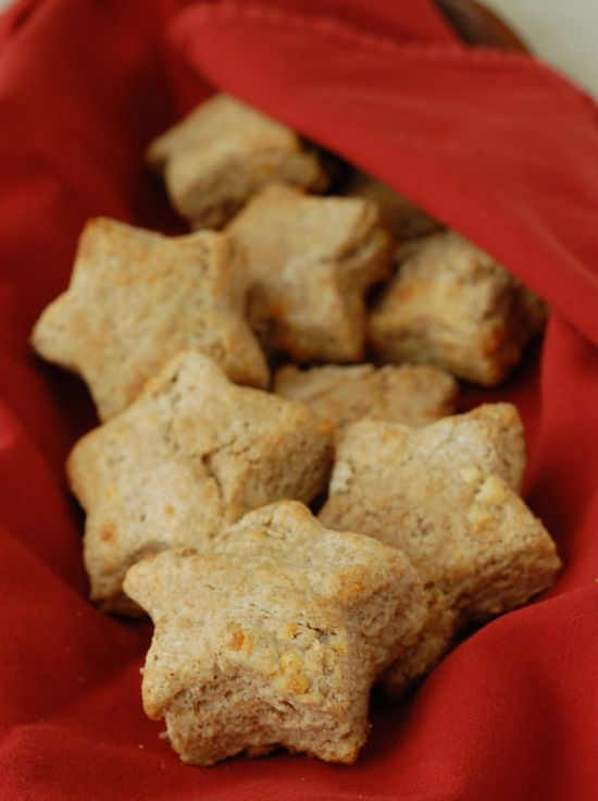 Recipe: Whole-Wheat Buttermilk Cheese Biscuits