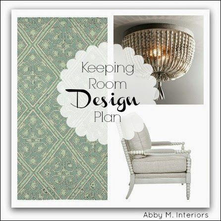 Abby M. Interiors: keeping room design plan + sources
