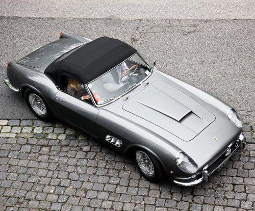 Ferrari 250 GT Spyder California SWB