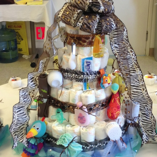 Another Baby Shower Idea