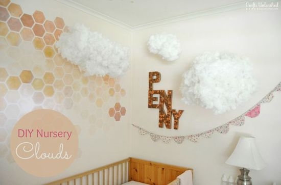 6 DIY Decorating Ideas for Baby's Room