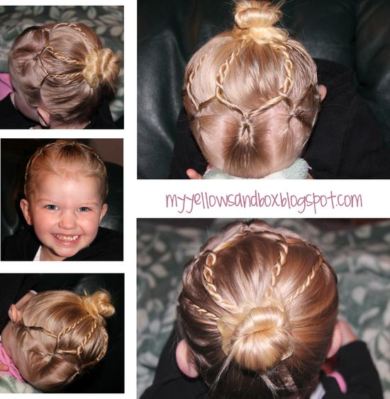 Hairstyles. Great blog chuck full of awesome hairstyle tutorials