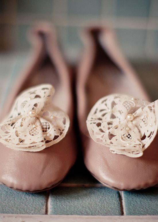 Sweet shoe clips.