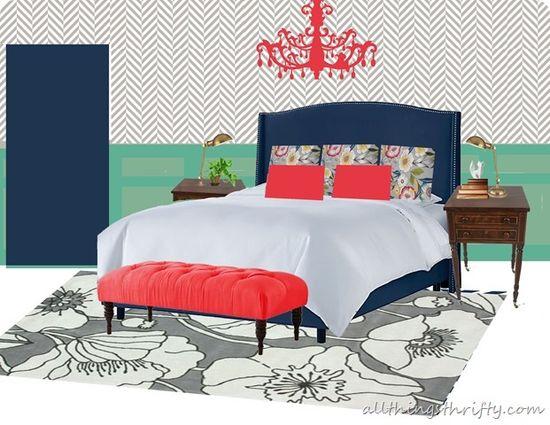 Bedroom design inspiration!!