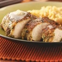 Top 10 Quick Dinner Recipes from Taste of Home, including Herb Chicken with Honey Butter