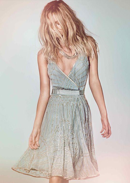Gorgious dress and neckless