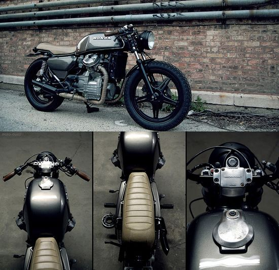 1978 Honda CX500 - Cafe Racer!