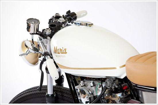 Maria Motorcycles '80 XS 650E -'Eva'