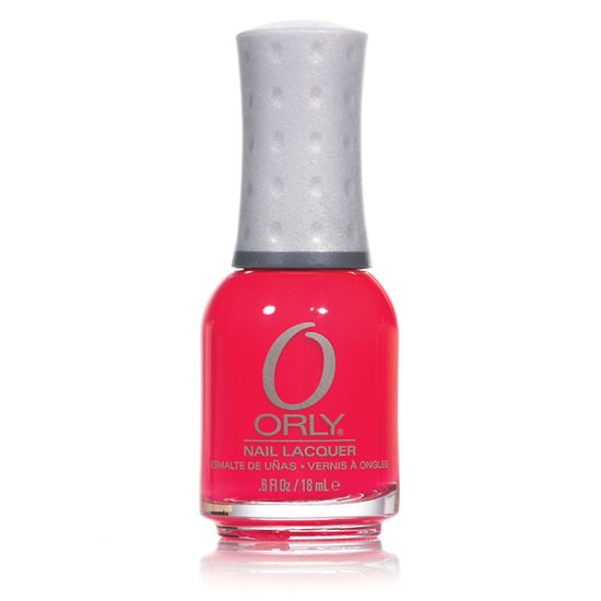 Orly I Heart Nails! Nail Lacquer, Passionfruit