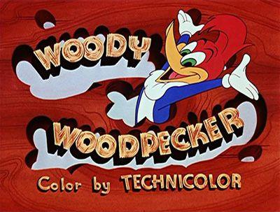 Cartoons... Woody