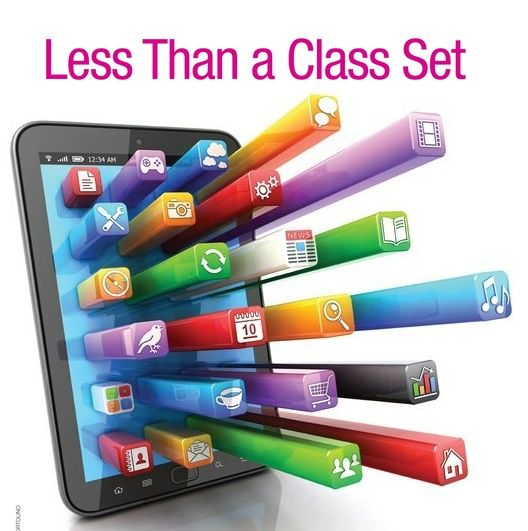 What to do with 1 iPad in a #Classroom Decor Ideas