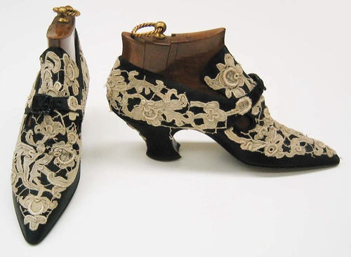 Antique Italian Shoes.