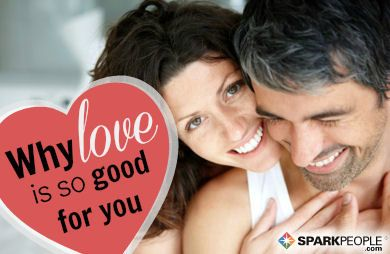 The Surprising Health Benefits of Being in Love via @SparkPeople