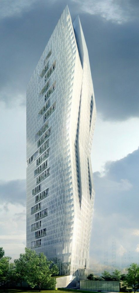 Majunga Tower / Jean-Paul Viguier et Associés ?k? #architecture
