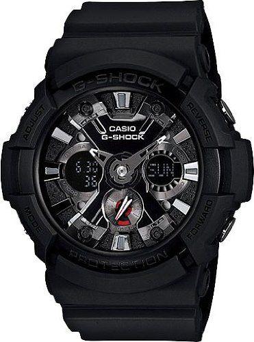 Casio G-Shock Quartz Men's Watch GA201-1A « Delay Gifts