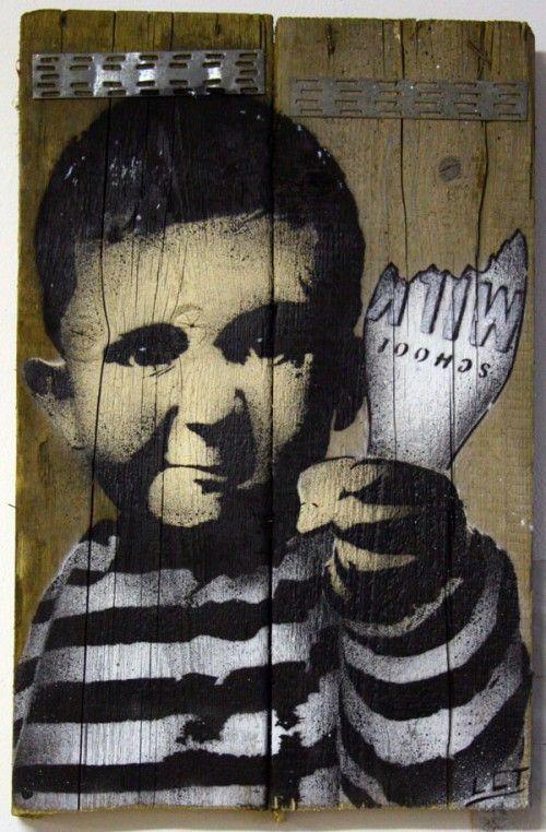 *Graffiti