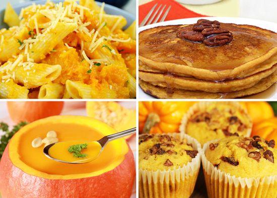 Pumpkin Recipe Roundup!