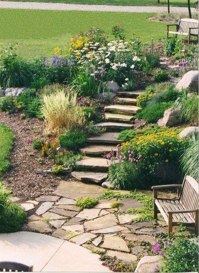 stoned garden design 3 Stoned Garden Design Ideas
