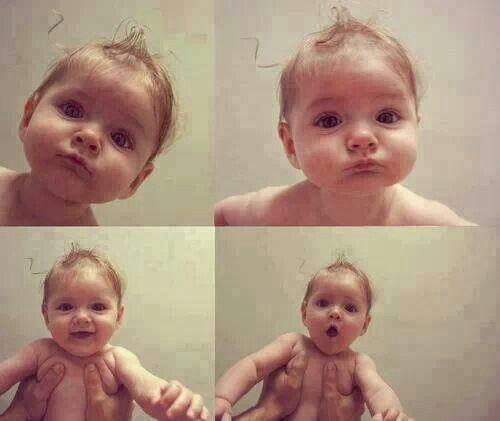 Super cute baby