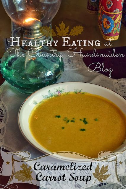 The Country Handmaiden: Healthy Eating