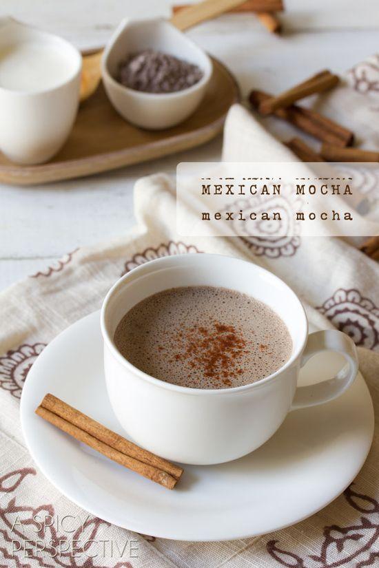 Mexican Mocha Recipe