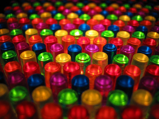 Lite Brite! Played with this for hours!
