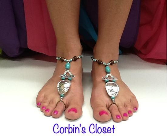 Custom Foot Jewelry