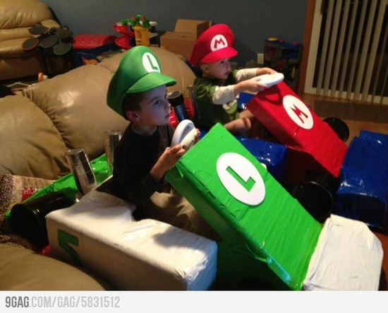 Parenting... You're doing it right :-)
