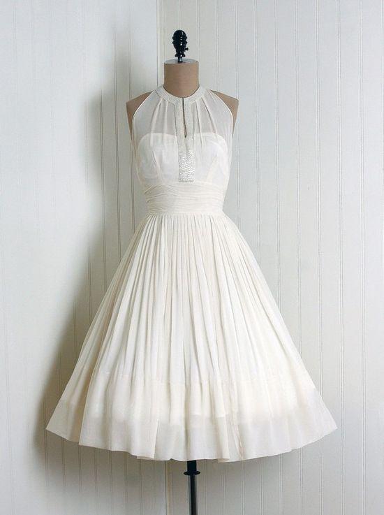 Macy 1950's,   beaded sheer fully-lined silk chiffon.