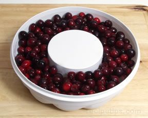 Cranberry Ice Ring - How To Cooking Tips - RecipeTips.com