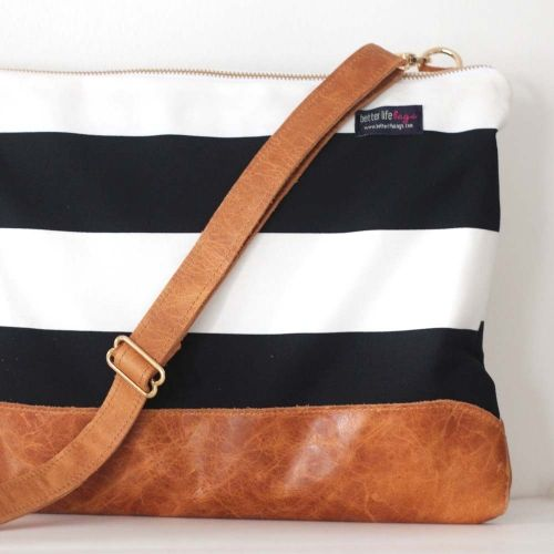 A Better Life laptop bag
