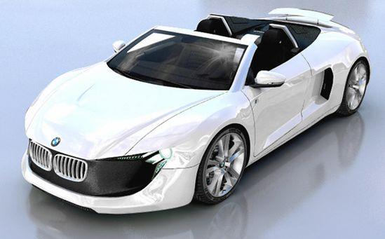 BMW X MPower concept