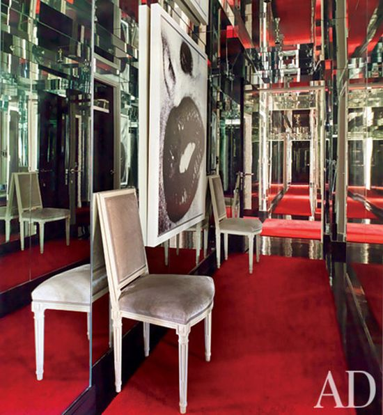 A Look Inside Daphne Guinness' Apartment