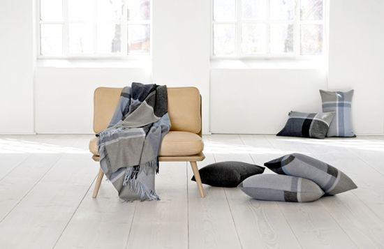 #interior #decor #styling #chair #cushion #grey #beige