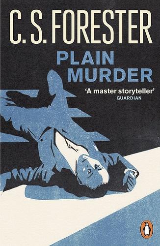 Book cover illustration - Plain Murder