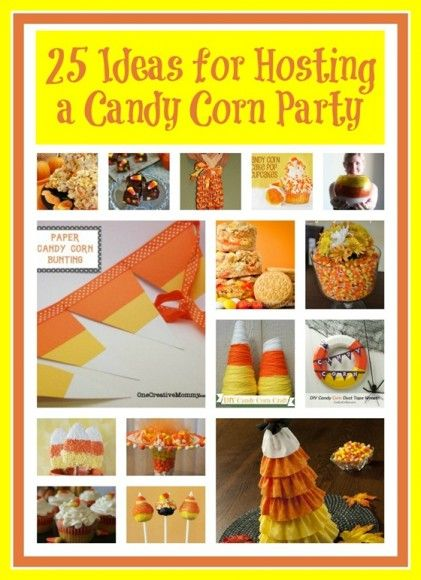 Candy Corn Party Ideas