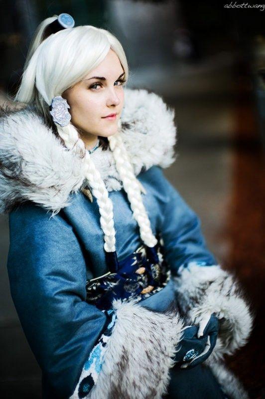 Princess Yue cosplay (Avatar: The Last Airbender)