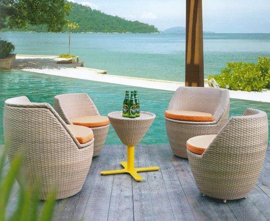 22 Outdoor furniture ideas
