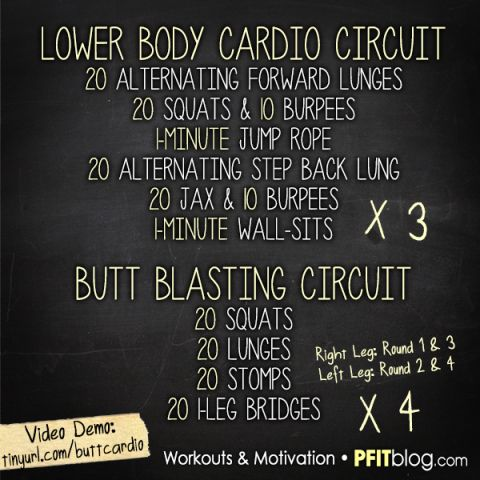 Leg & Butt Workout > Click on the image to see video instruction. #fitness #workout #motivation