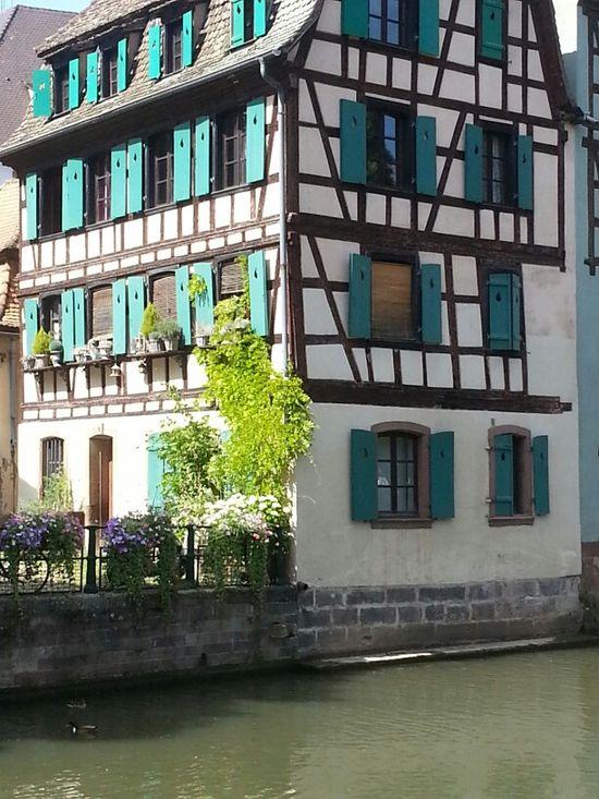 Maison alsacienne -