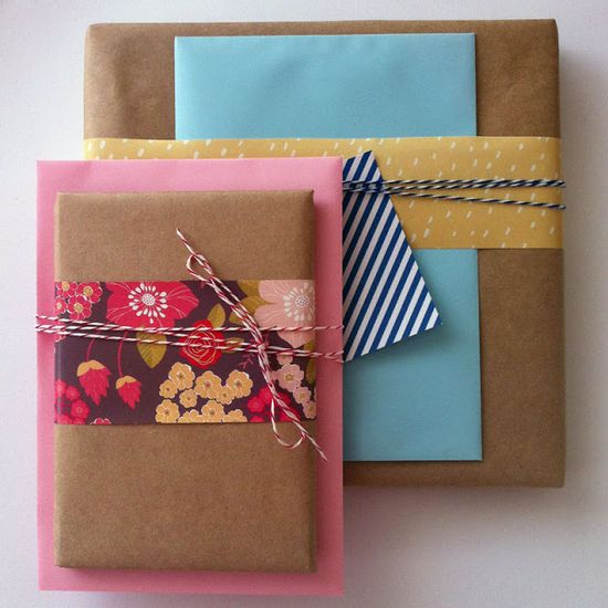 Pocket Carnival - Handmade in Melbourne: Gift Wrapping