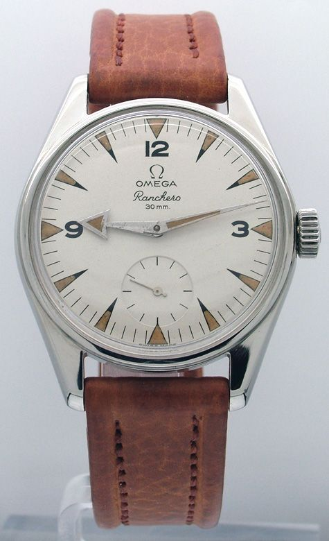 The Watch - Omega Ranchero